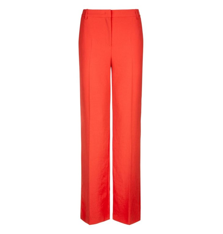 Marc Cain Marc Cain Red Pantalon LC8172