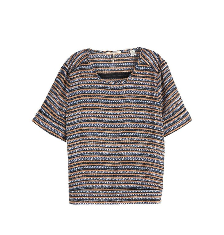 Maison Scotch Maison Scotch Multicolour Allover Print Top 149800