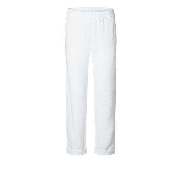 Marc Cain Marc Cain White Pantalon LC8159