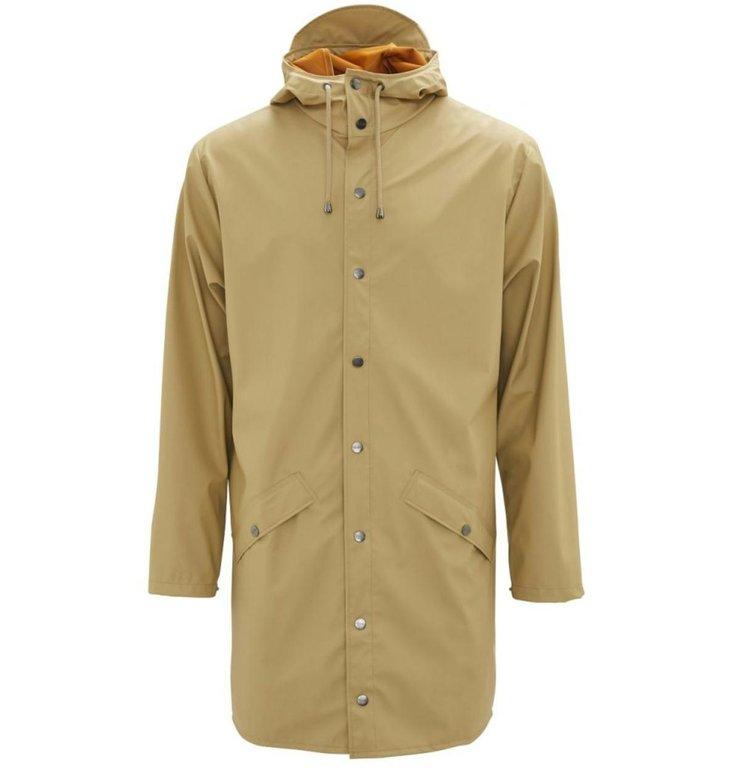 Rains Rains Camel Long Jacket 1202