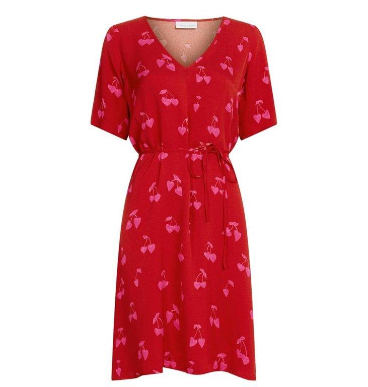 Fabienne Chapot Fabienne Chapot Red Dress Hannah
