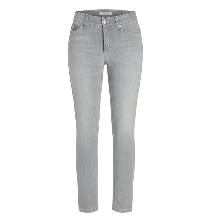 Cambio Cambio Denim Grey Wash Piper Jeans 9231