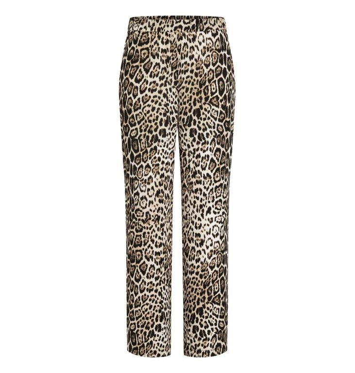 Cambio Cambio Leopard April Pants 6766
