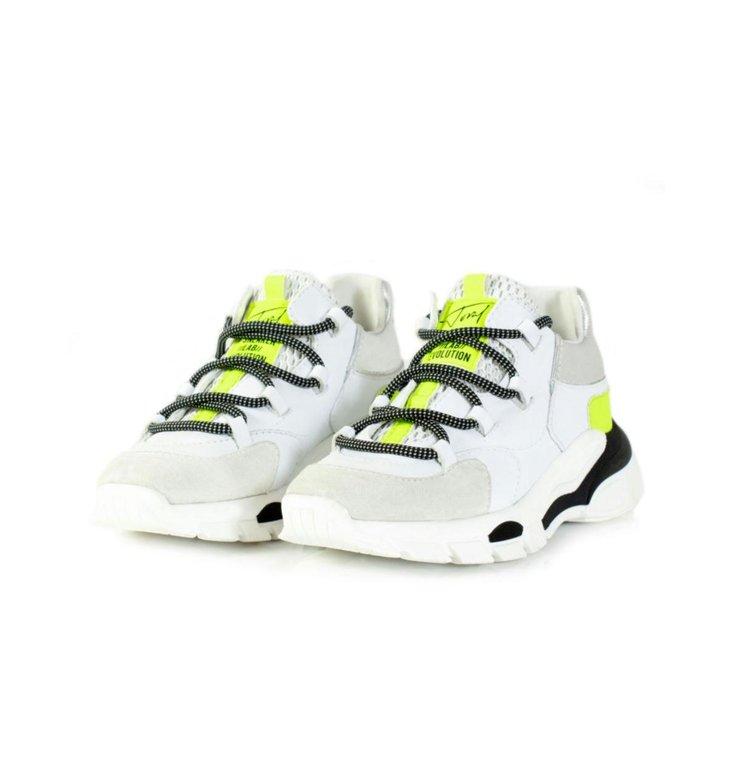 Toral Shoes Toral Shoes Ecru Tech Sneakers TL