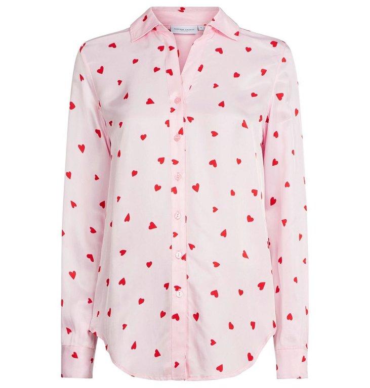 Fabienne Chapot Fabienne Chapot Pink Blouse Lily Molly