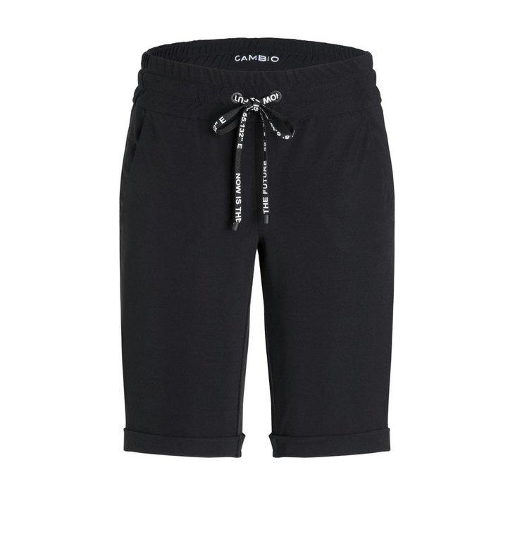 Cambio Cambio Black Jilian Shorts 6320