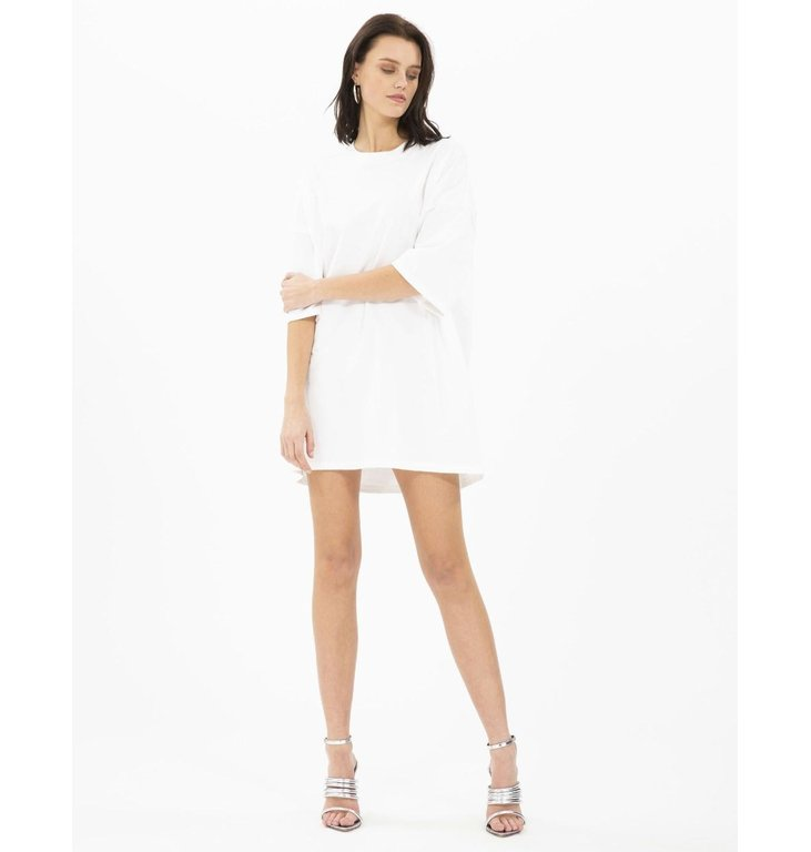 IRO IRO White Shirt Dress Acute
