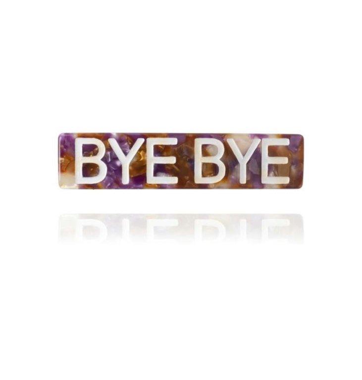 Hvisk Hvisk Bronce Hair Clip Farewell