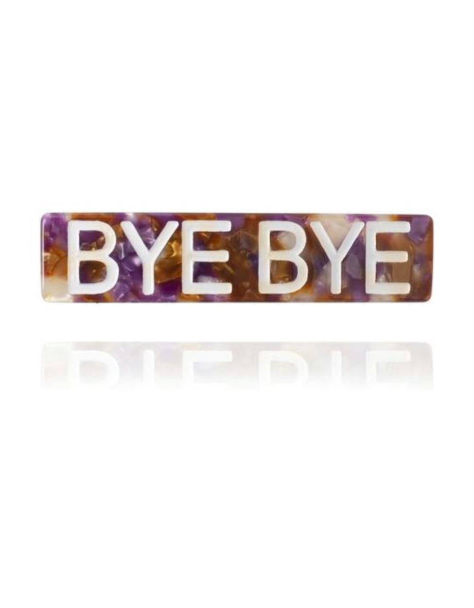 Hvisk Bronce Hair Clip Farewell