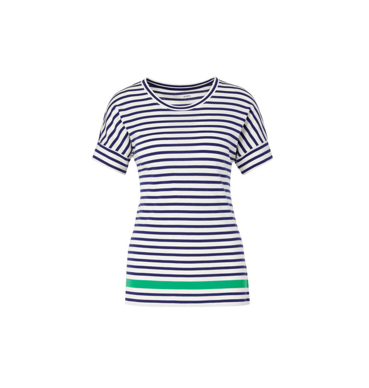 Marc Cain Marc Cain Striped T-shirt LS4877