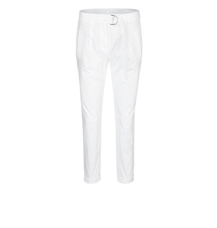 Marc Cain Marc Cain White Pantalon LS8125