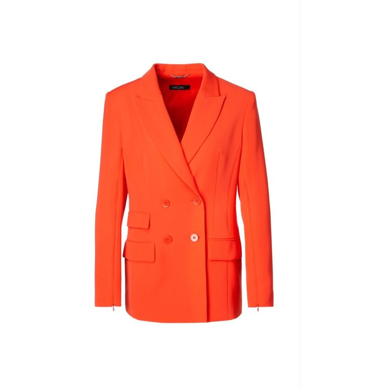 Marc Cain Marc Cain Orange Blazer MC3403