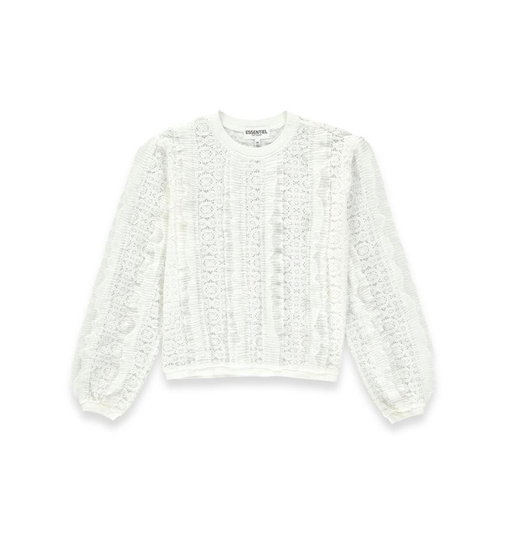 Essentiel Antwerp Essentiel Antwerp White Blouse Today
