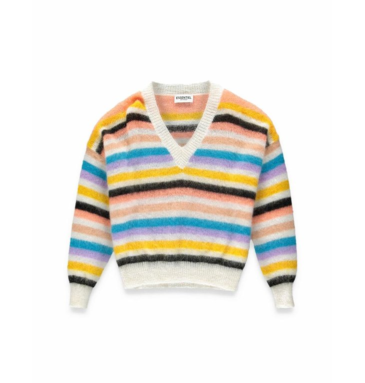 Essentiel Antwerp Essentiel Antwerp Striped Pull Toy