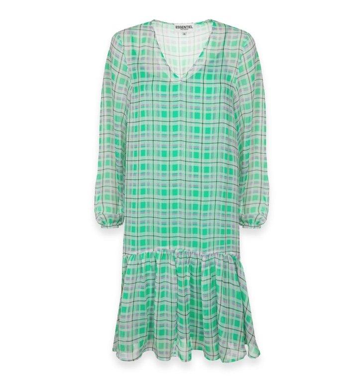 Essentiel Antwerp Essentiel Antwerp Green Dress Toriflower