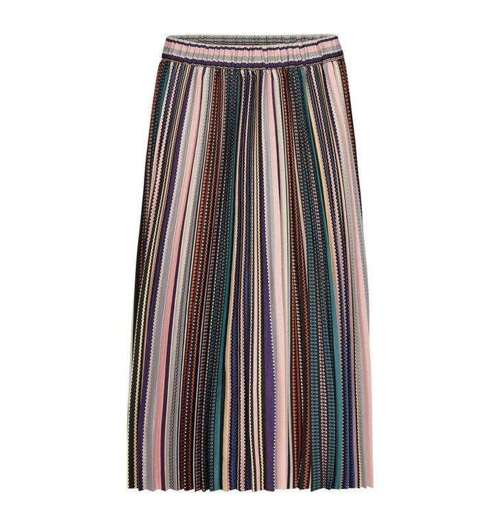 Second Female Second Female Purple Annoal Skirt 52455