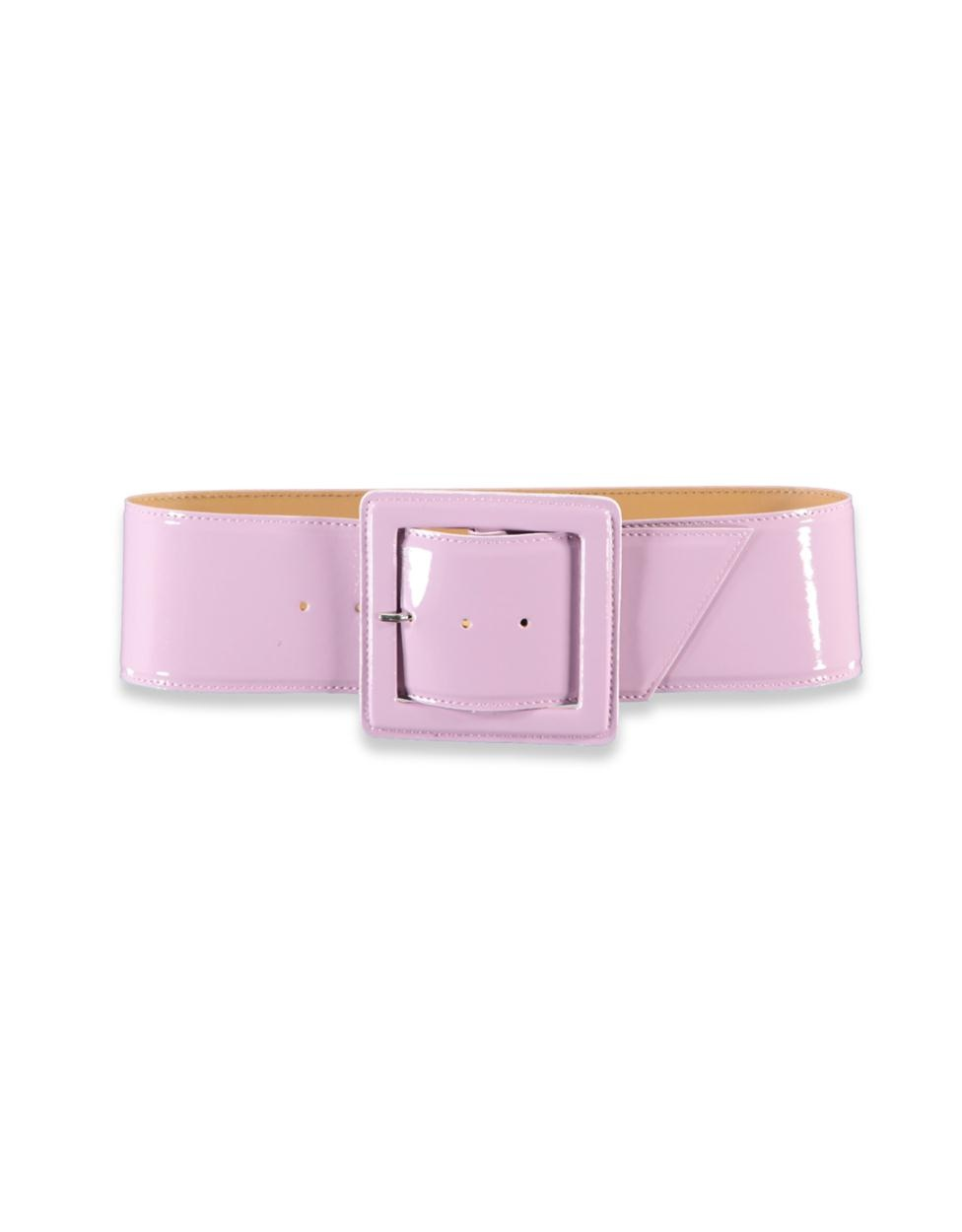 Essentiel Antwerp Lila Belt Taio
