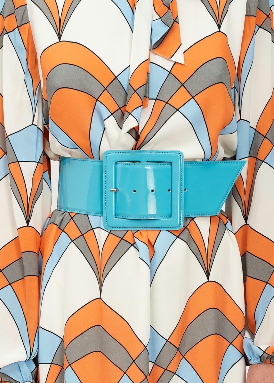 Essentiel Antwerp Blue Belt Taio