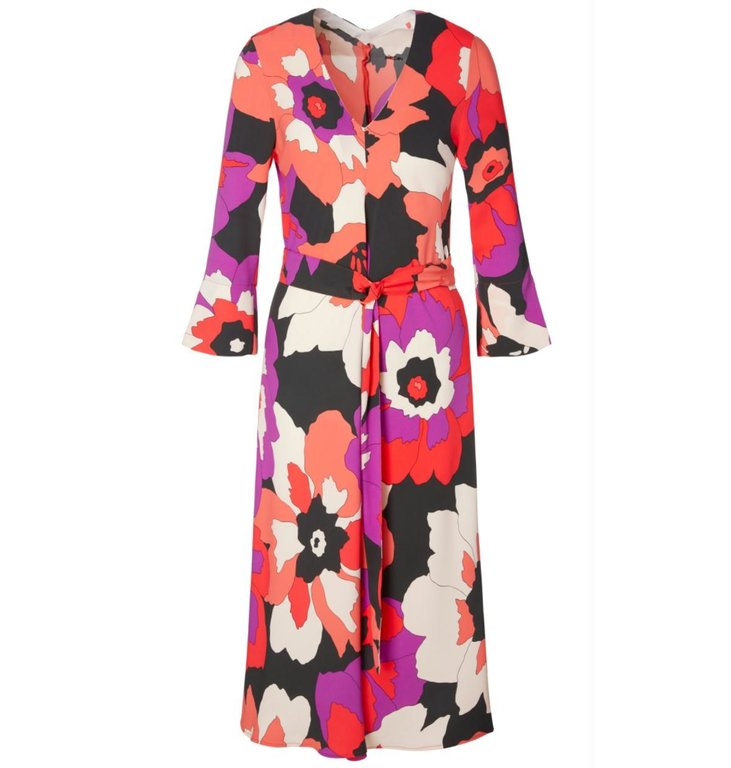 Marc Cain Marc Cain Multicolour Dress MC2111