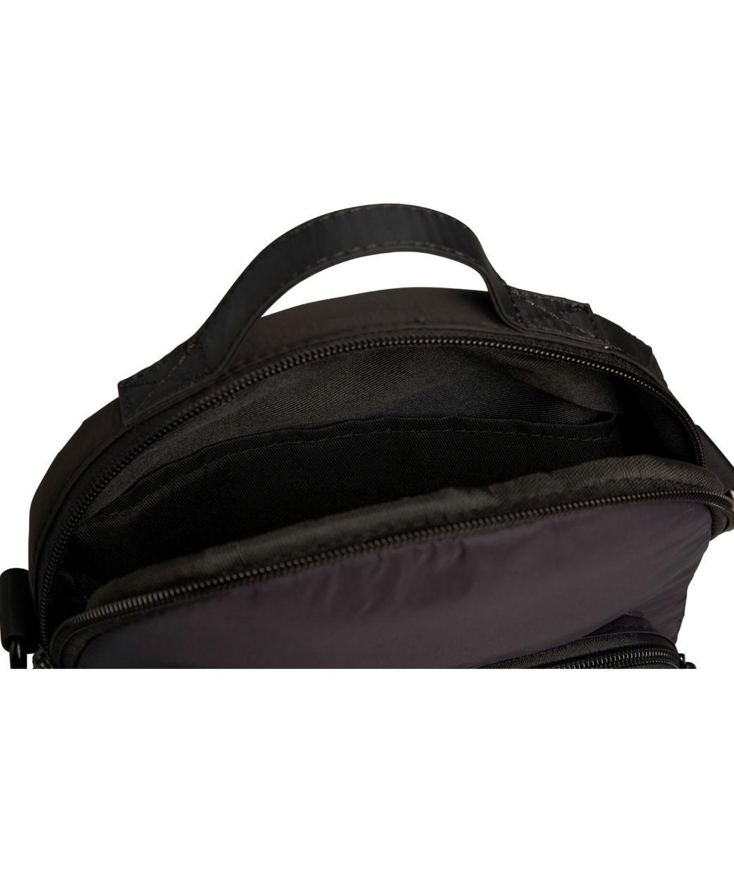 10Days Black Utility Bag 20.955.9103