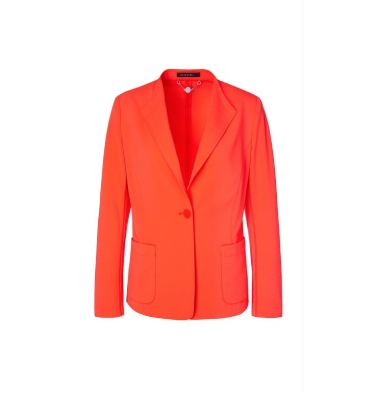 Marc Cain Marc Cain Orange Blazer MC3411