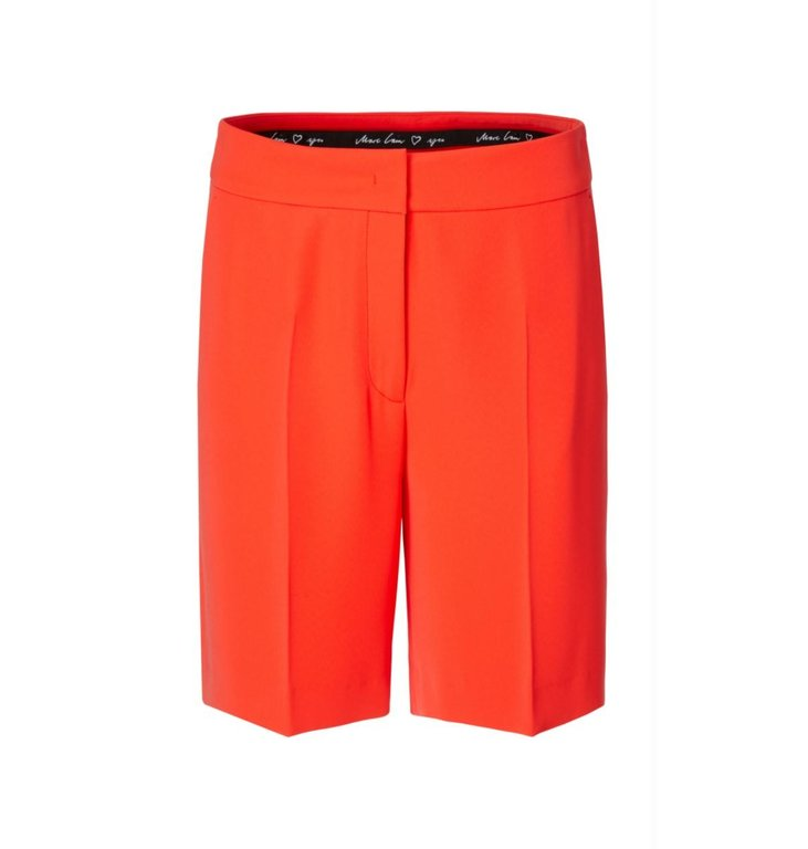 Marc Cain Marc Cain Orange Shorts MC8301