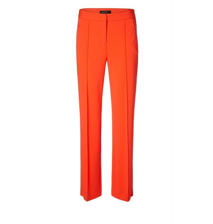 Marc Cain Marc Cain Orange Pantalon MC8124