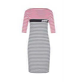 Marc Cain Marc Cain Striped Dress MS2115