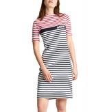 Marc Cain Striped Dress MS2115