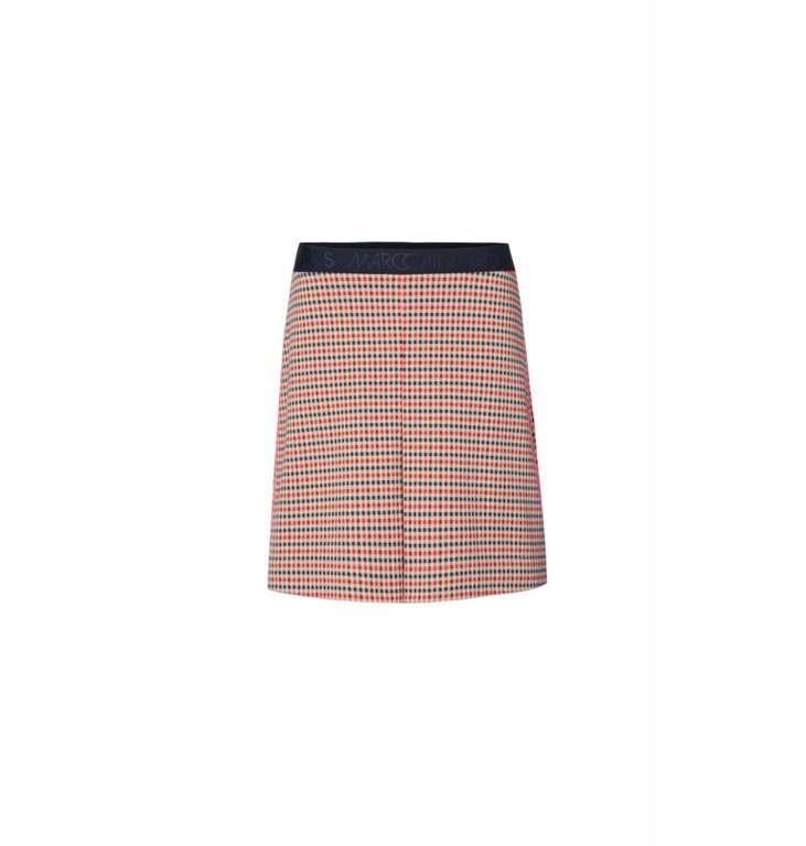 Marc Cain Marc Cain Plaid Skirt MS7109