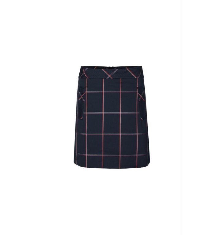 Marc Cain Marc Cain Navy Skirt MS7110