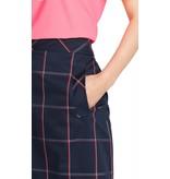 Marc Cain Navy Skirt MS7110