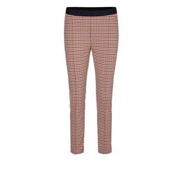 Marc Cain Marc Cain Plaid Pantalon MS8110
