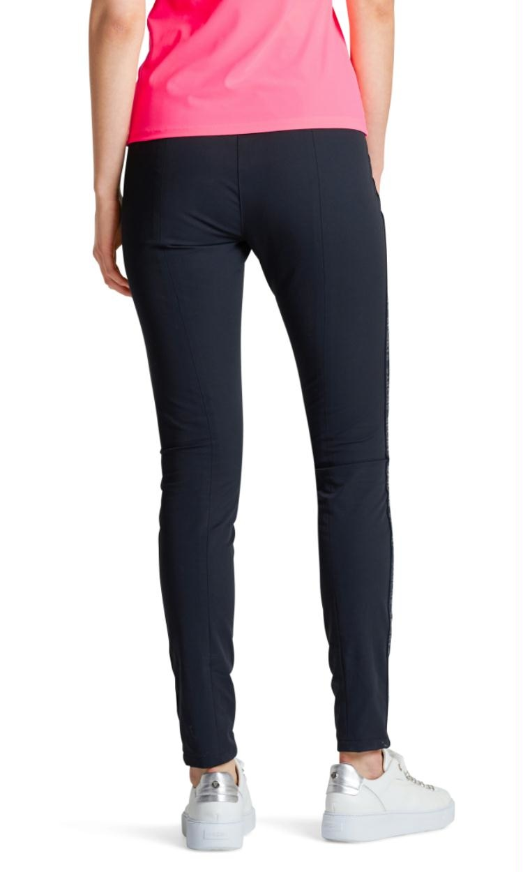 Marc Cain Navy Trousers MS8118