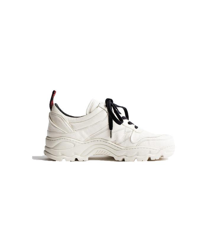 Zadig & Voltaire Zadig & Voltaire White Blaze Sneaker SHAE1701F