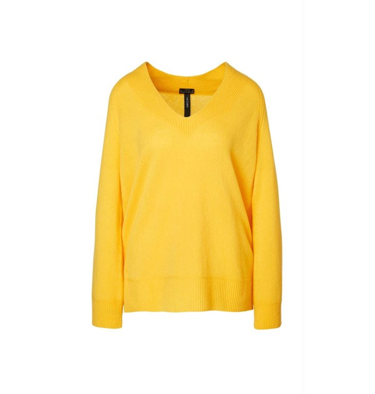 Marc Cain Marc Cain Yellow Knit MC4113