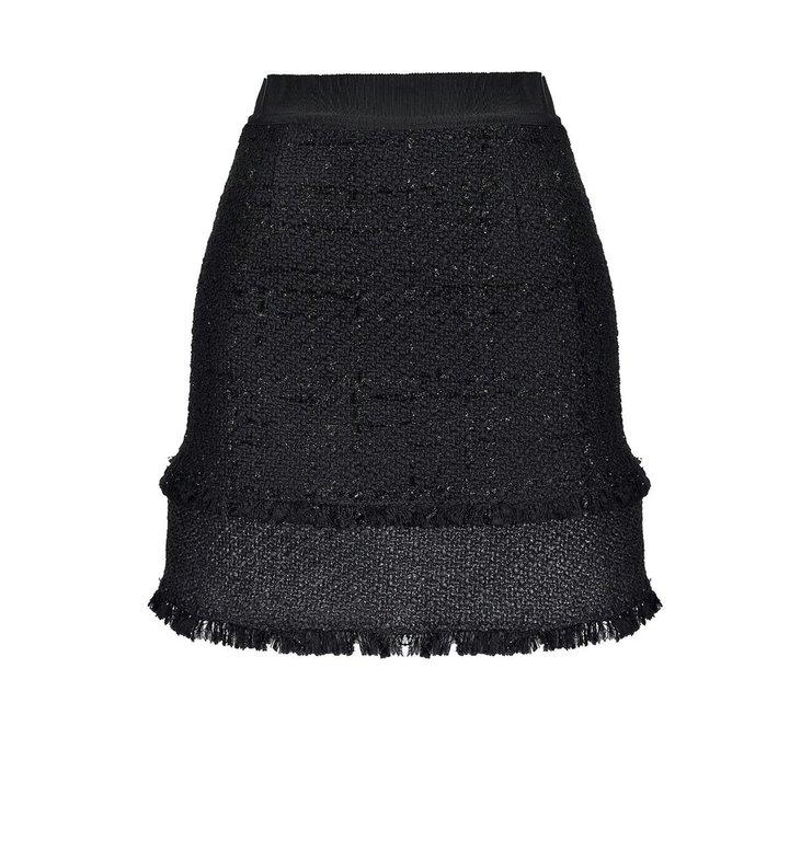 Pinko Pinko Black Skirt Rafforzare