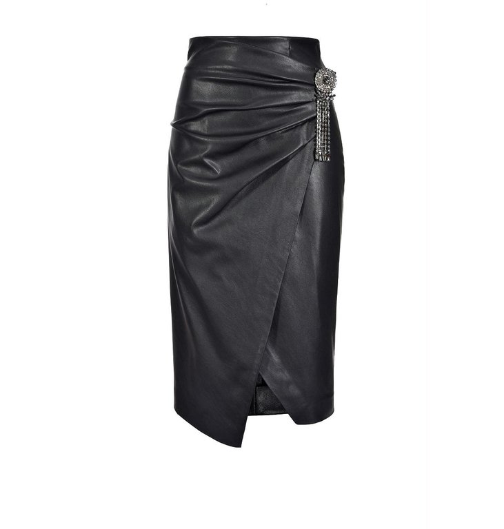 Pinko Pinko Black Skirt Cagliare