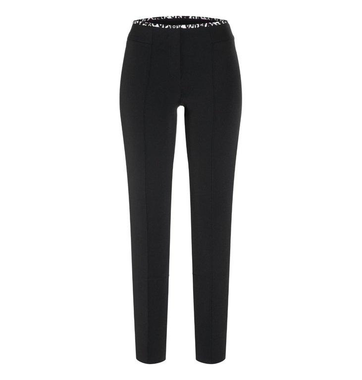 Cambio Cambio Black Rosa Pant 6111