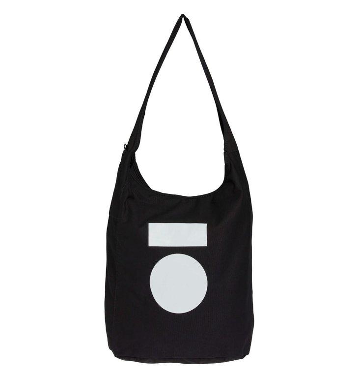 10Days 10Days Black Tote Bag Big 20.959.9103/7