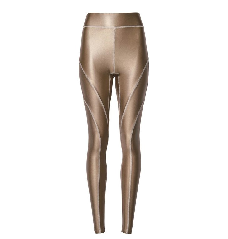 10Days 10Days Gold Yoga Leggings Overlock 20.023.9103