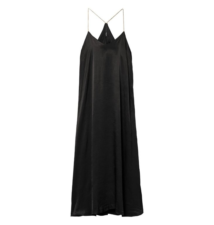 10Days 10Days Black Long Dress 20.311.9103