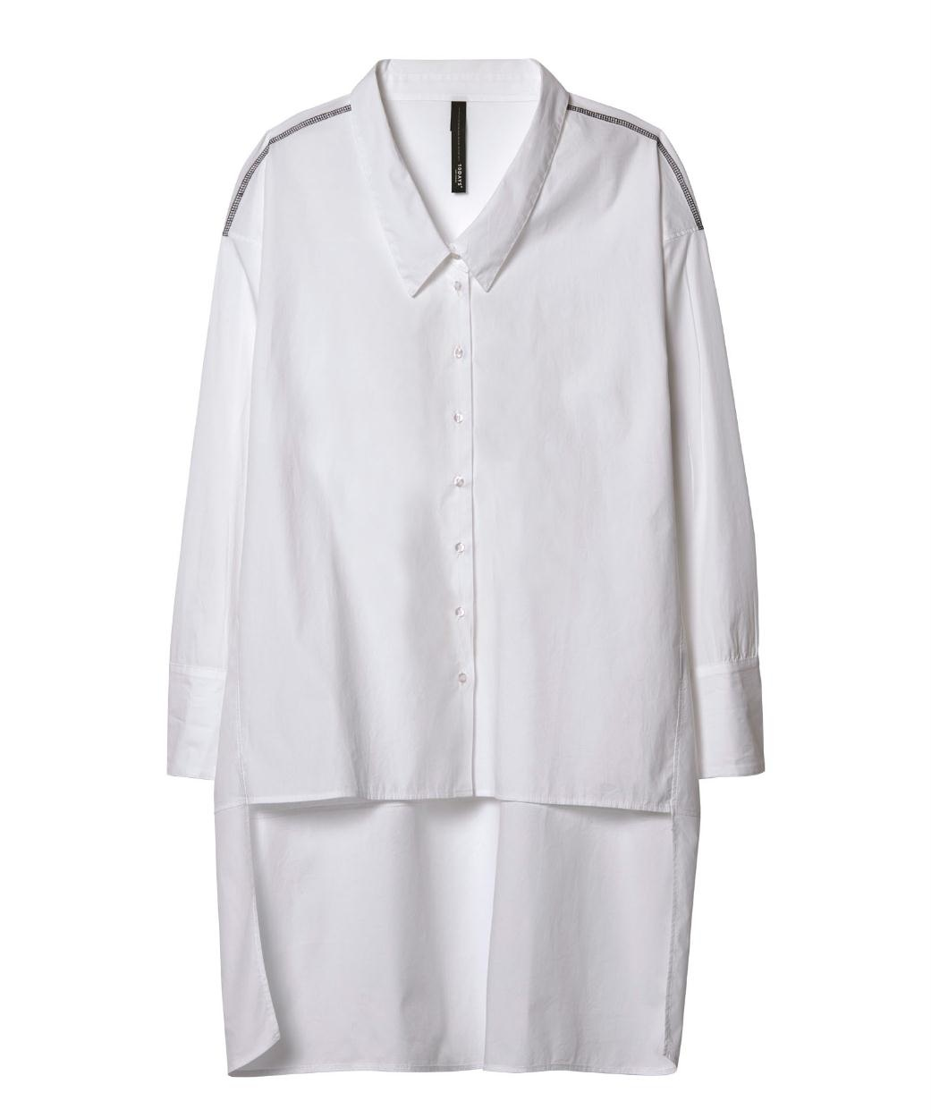 10Days White Shirt Dress 20.401.9103