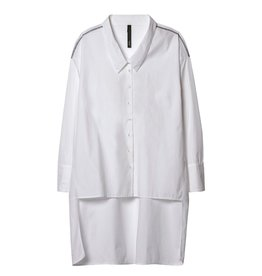 10Days 10Days White Shirt Dress 20.401.9103