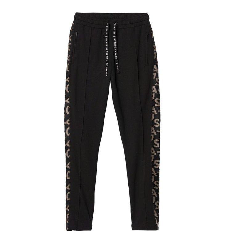 10Days 10Days Black Sporty Pants 20.015.9103/7