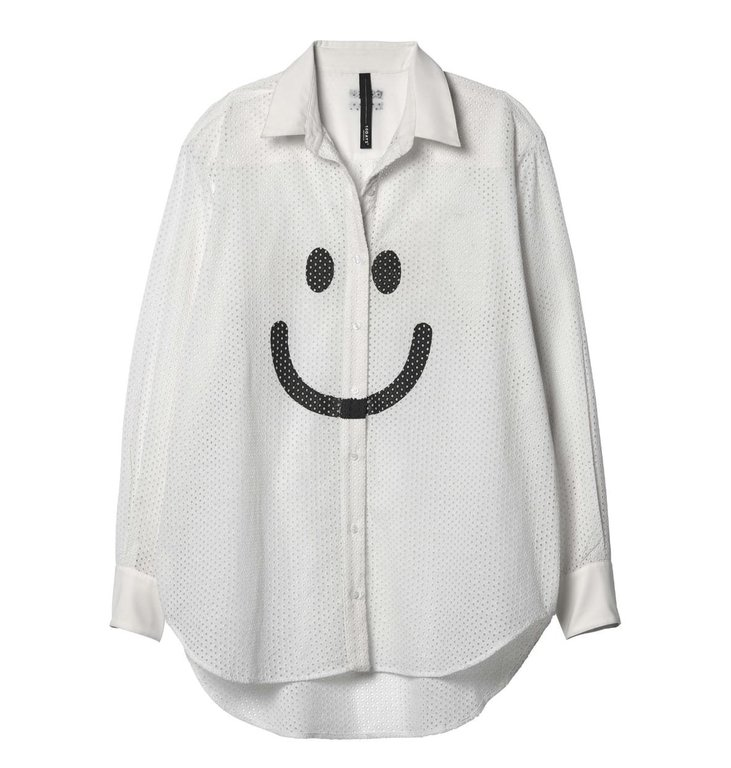 10Days 10Days White Happy Blouse 20.407.9103/7