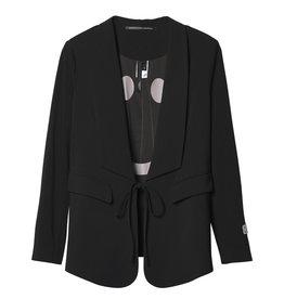 10Days 10Days Black Blazer 20.506.9103