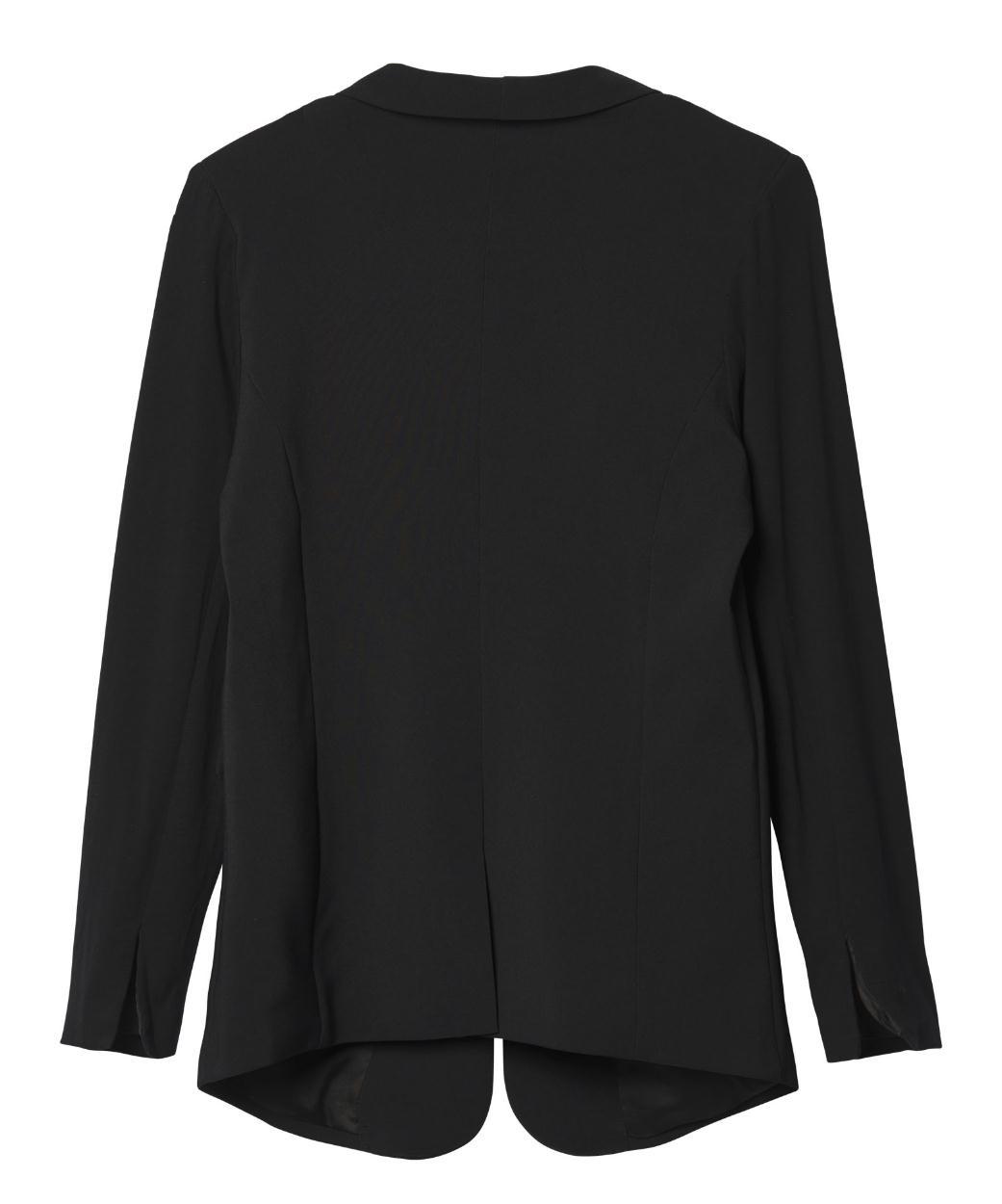 10Days Black Blazer 20.506.9103