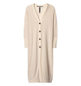 10Days 10Days Ecru Linen Cardigan XL 20.859.9103