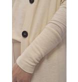 10Days Ecru Linen Cardigan XL 20.859.9103